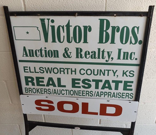 Victor Bros. Auction & Realty| Wilson KS