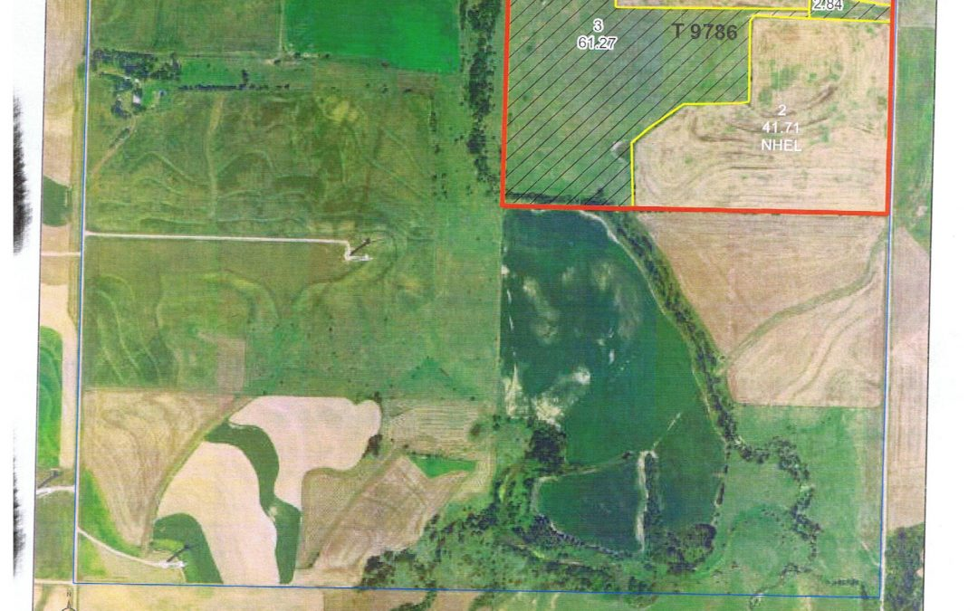Ellsworth Co. Land Sale